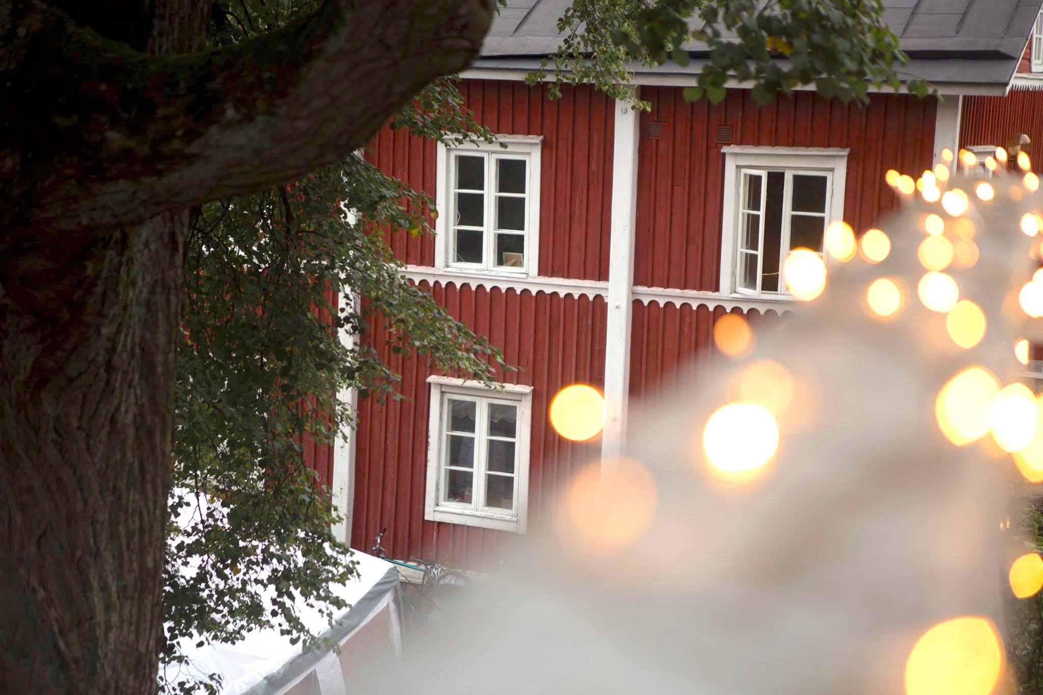 Hare Krishna temppeli Malminkylän kartanossa, Malmilla, Helsinki